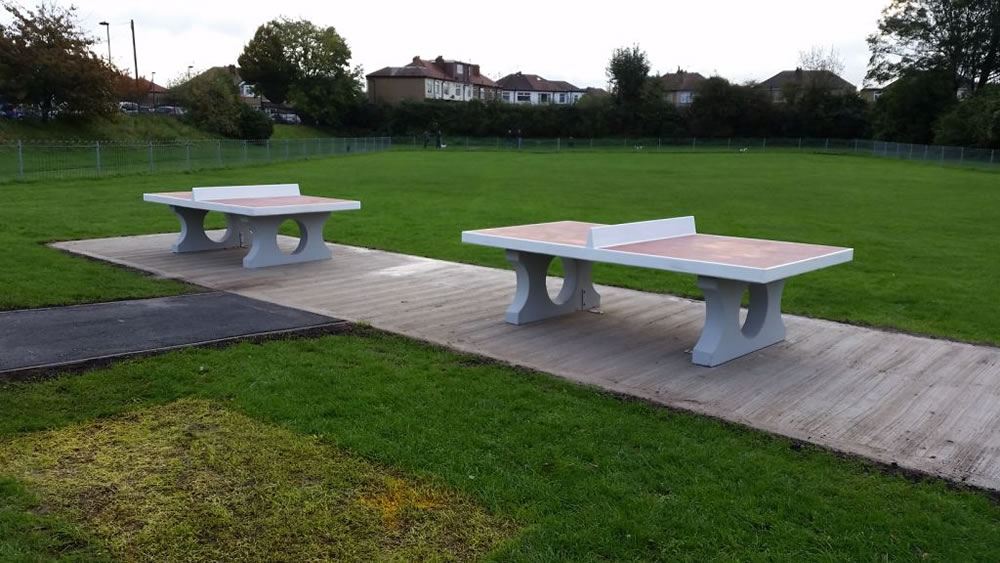 Table tennis tables specialists in playground design - Used outdoor table tennis tables for sale ...