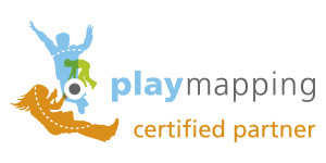 LOGO PLAYMAPPING CERTIFIED PARTNER